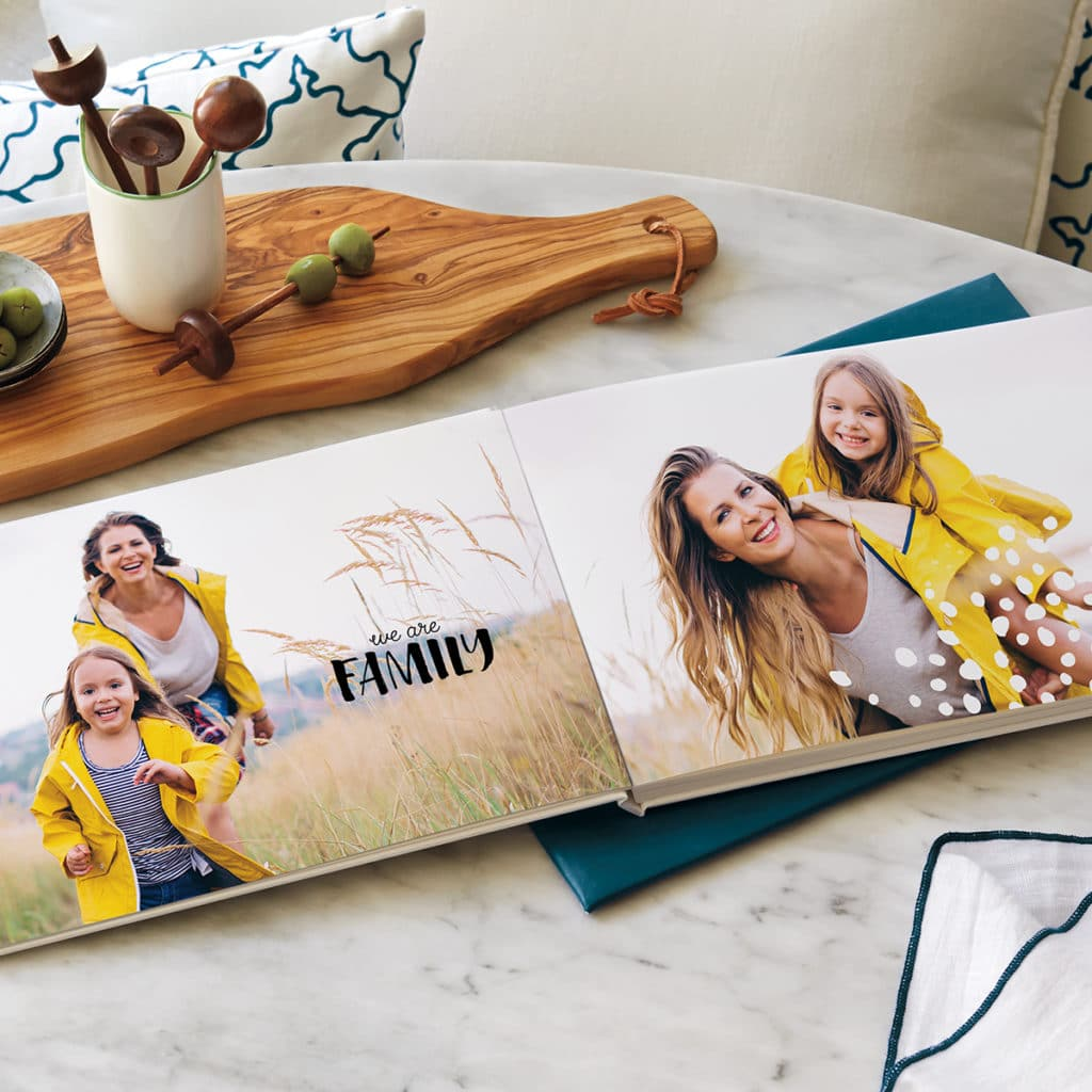 Make a vacation photo book for all those photos in minutes