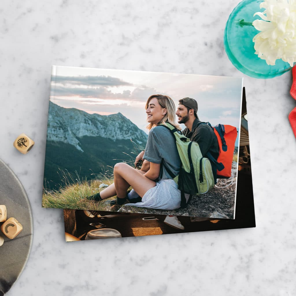 Create a travel photo book for all those vacation snaps on your phone