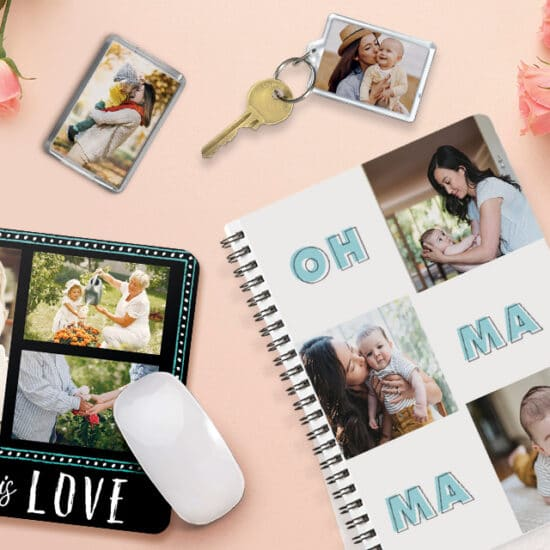 Easy to create custom gifts for Mum